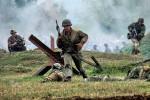 Spektakulární bitva americké a německé armády ozdobila 16. Tankový den v Lešanech