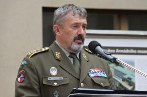 Náčelník Generálního štábu Armády České republiky, generálporučík Aleš Opata