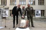 Stavba startuje: rekonstrukce Armádního muzea Žižkov slavnostně zahájena
