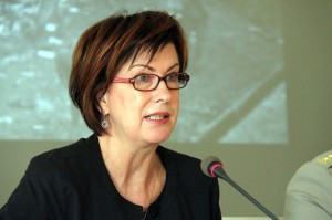 Náměstkyně ministra obrany Alena Netolická