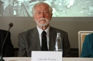Zdeněk Pousta z Univerzity Karlovy v Praze
