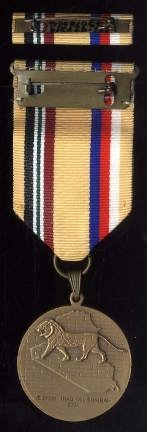Pamětní odznak Vojenské policie – Irák