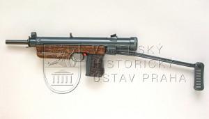 7,62mm samopal 26