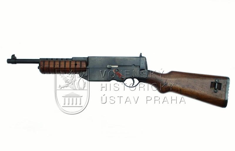 Samopal ZK 471