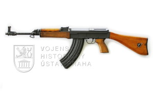 Samopal (útočná puška) vz. 58 P