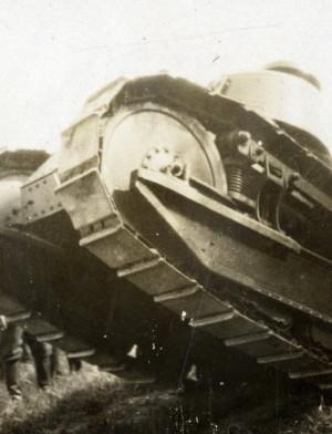 Tank Renault FT-17
