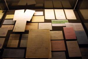 Různé dokumenty při volbě prezidentů