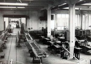 Výroba křídel
