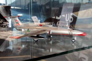 Model letounu L-29