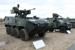 Současná technika Armády ČR