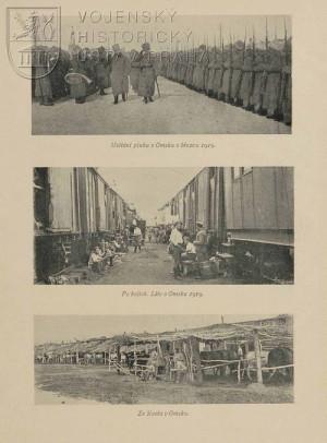 Fotografie ze služby na Sibiři.