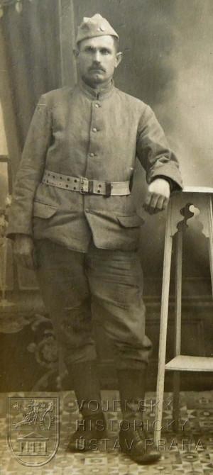 Josef Dvořáček (1883–1918)