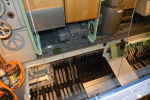 Baterie ponorky