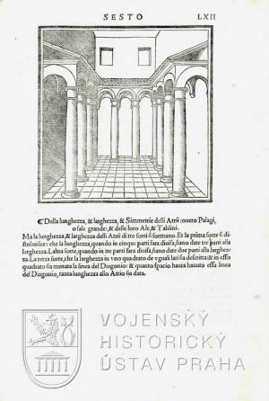 Ukázka z kapitoly o architektuře soukromých obytných budov.