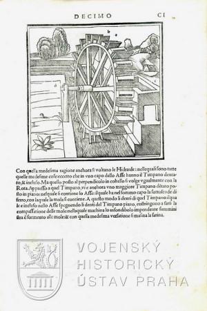 Ilustrace z kapitoly o vodovodech.