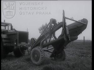 Film Ženijní stroje I – Stroje pro zemní práce