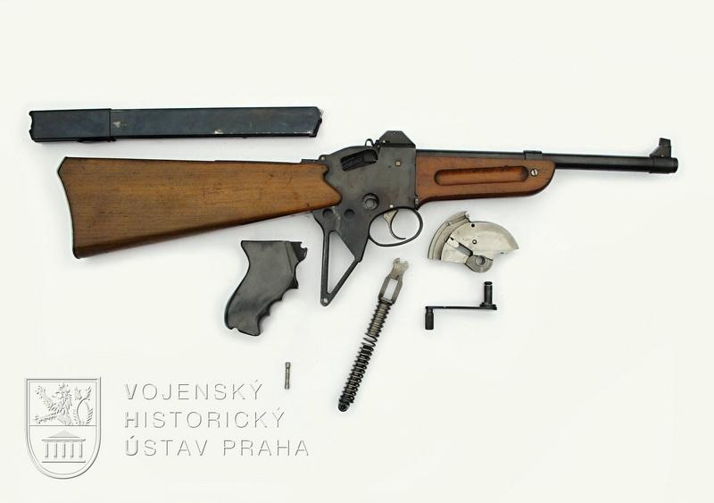 Samopal H/47 (ČZ 246)