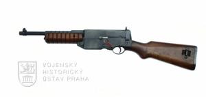 Čs. vývojový samopal ZK 471