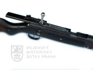 Samonabíjecí puška ČZ 36