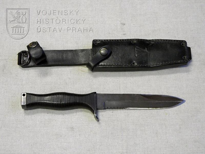 Bojový nůž 1-F-97 FALCO