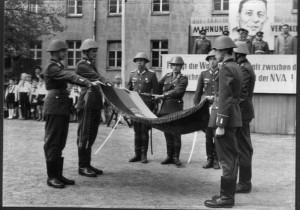 Armáda bývalé NDR