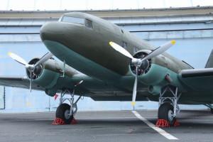 Douglas DC-3 ze sbírek VHÚ po renovaci