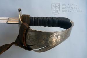 Československá šavle pro důstojníky armády vzor 24