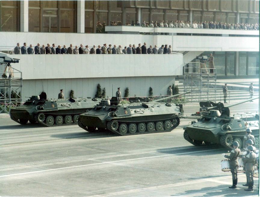 Nové poznatky o účasti armády NDR na srpnové okupaci 1968