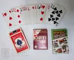 Stolní karty od PRT Lógar