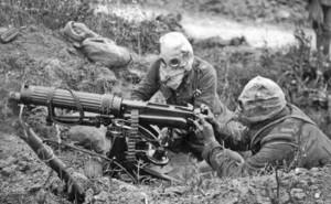 Nový způsob boje: chemické zbraně