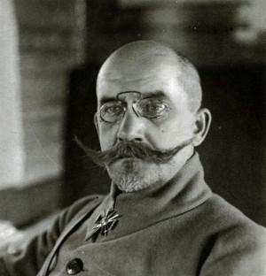 Generálmajor Vladimir Nikolajevič Šokorov, velitel čs. armádního sboru (VHÚ Praha)