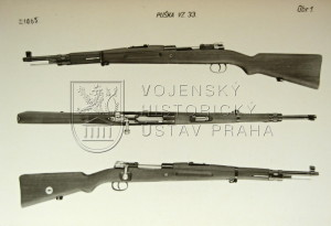 Puška vz. 33