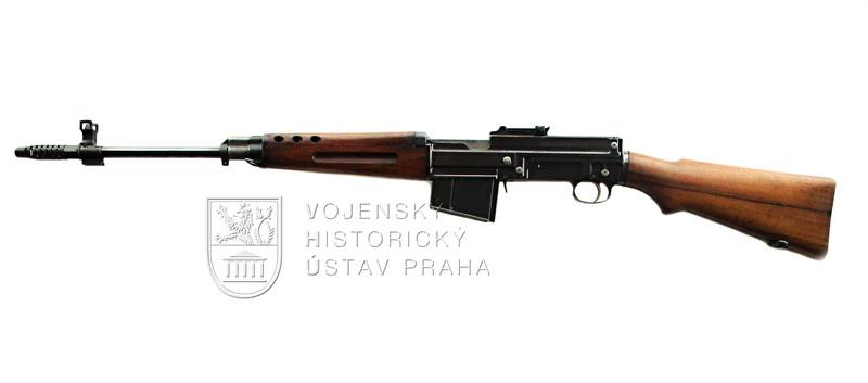 Samonabíjecí puška ZK 381