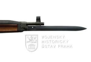 Samonabíjecí puška vz. 52
