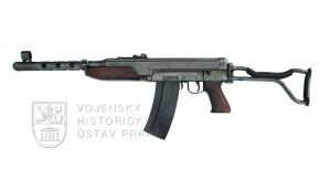 Samopal (útočná puška) ZK 503