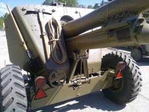 100mm protitankový kanon vzor 53