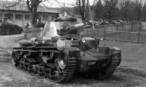 Lehký tank Škoda LT vzor 35