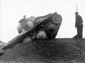 Lehký tank Praga LT vzor 38