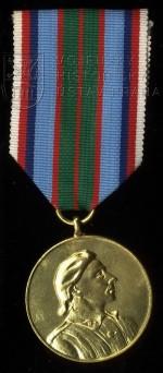 Pamětní medaile 21. střeleckého pluku Terronského