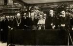 Rakousko-uherští hodnostáři, 1916