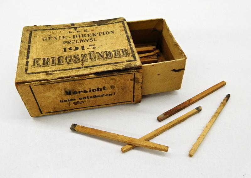 Tabák a kuřácké potřeby v zákopech světové války. 4. díl – Výbava kuřáka.