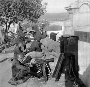 U dnešního Štúrova v říjnu 1938 honvédi neprorazili...