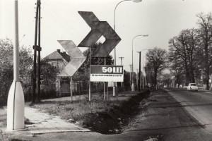 Poutače před expozicí, rok 1968
