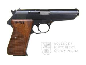 Čs. pistole ČZ 482