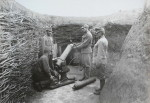 Zákopové dělostřelectvo za první světové války. 2. část