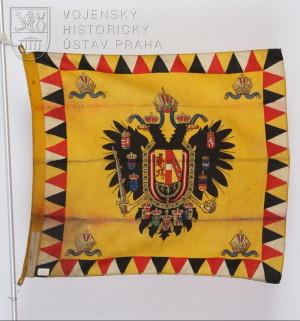 Hodnostní standarta rakousko-uherské císařovny, 1894