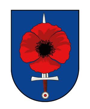 Znak Odboru pro válečné veterány.