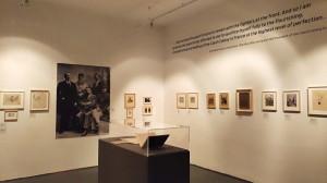 Realizace výstavy