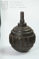 Německý ruční kulový granát Kugelhandgranate model 1915