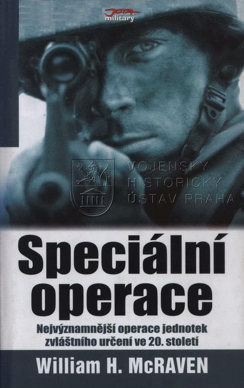 McRAVEN, William H. Speciální operace
